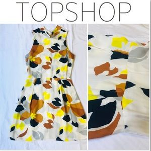 TOPSHOP Fall Dress